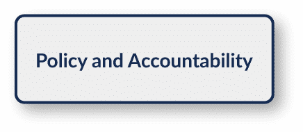 Policy and Accountability button