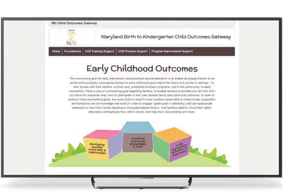 Early Childhood Outcomes image